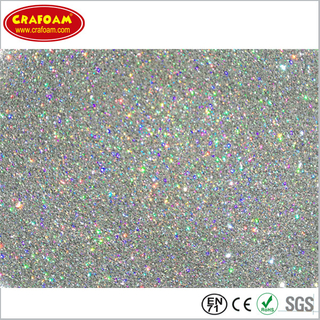 Holographic Glitter Powder - Silver color